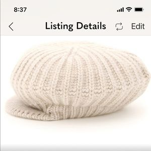 Mara Max 💯 Cashmere Hat